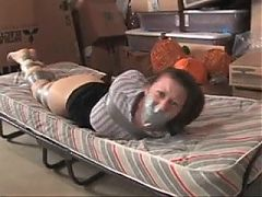 Serene Isley Taped UP TiGHT and TaPe GaGGeD!!!