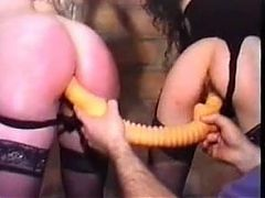 retro - two French slaves